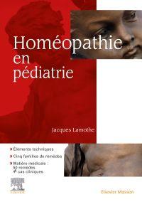 Homéopathie en pédiatrie