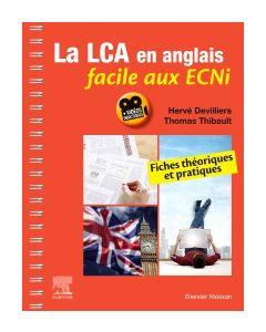 La LCA en anglais facile aux ECNi