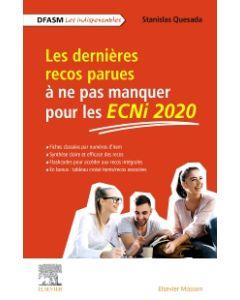 Les dernières recos parues à ne pas manquer pour les ECNi2020