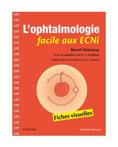 L'ophtalmologie facile aux ECNi